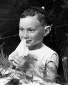 Machiel Abrahams age 7 was sadly murdered in Sobibor on May 7, 1943 with his parents and siblings,