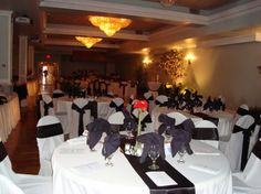 Simple Table Decorations For Banquets | Photo Gallery - Photo of Banquet Hall Decorations