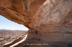 Las Geel rock-art, Somaliland, Somalia