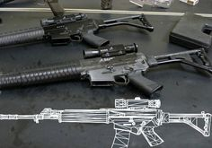 Full Size Pindad SS2-V4 Assault Rifle Free Gun Paper Model Download - http://www.papercraftsquare.com/full-size-pindad-ss2-v4-assault-rifle-free-gun-paper-model-download.html#11, #AssaultRifle, #FullSize, #Gun, #Pindad, #PindadSS2, #PindadSS2V4, #Rifle, #SS2, #SS2V4