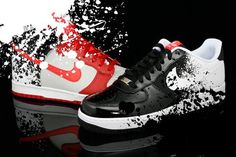 pretty nice 4e2ba e5195 Nike Air Force 1   Dunk Hi - Tennis Pack   TheShoeGame.com - Sneakers    Information