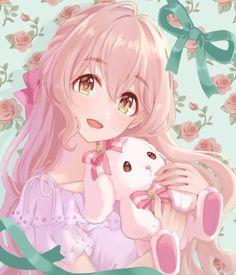 Vài ảnh cũ mik đăng lại hoy  P/S:Nhìu ảnh quá nên đăng vợi #ngẫunhiên # Ngẫu nhiên # amreading # books # wattpad Và follow choa tớ nho a<Queen Miêu Dii> Manga Anime, Moe Anime, Anime Kawaii, Anime Chibi, Anime Girl Pink, Girls Anime, Anime Art Girl, Beautiful Anime Girl, I Love Anime