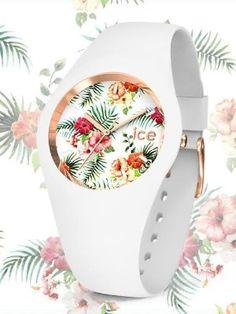 La montre Ice-Flower de Ice-Watch : Le coup de coeur de la semaine - Journal des Femmes