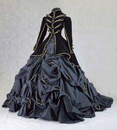 «Мечта» стимпанк платье!