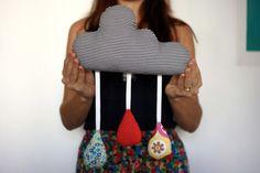 DIY Toy Nuvem Chuvosa