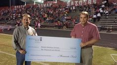 Rowan-Salisbury schools improve science education through grant from America's Farmers Grow Rural Education