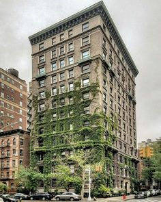An apartment house on the Upper West Side, Manhattan.640 west end avenue at W 91st Street
