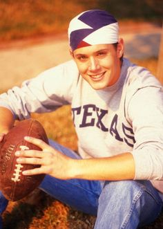 Pin for Later: Watch Jensen Ackles Transform From Pretty Boy to Stone Cold Fox 1999