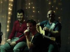 These guys just make me happy!!! NKOTB Acoustic If You Go Away-Please Don't Go Girl - Las Vegas 5/8/2010