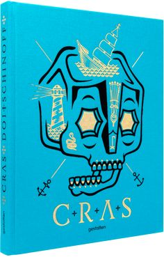 Book cover for 'CRAS' by Stephan Doitschinoff