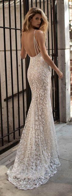 Berta Bridal Fall Wedding Dresses 2017 / http://www.deerpearlflowers.com/berta-fw-2017-wedding-dresses/4/