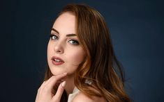 Download wallpapers Elizabeth Gillies, 2018, photoshoot, american actress, beauty, Hollywood