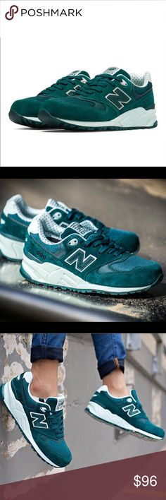 "New Balance 999 Shadows Women's Elite Edition ""Wintergreen""- Elite Edition. Worn once. New Balance Shoes Athletic Shoes"