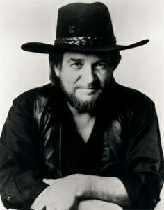 Waylon Jennings- I've always been crazy, but it's helped me from goin insane.