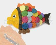 manualidades peces de colores - Buscar con Google