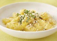 KitchenAid Stand Mixer recipe - Gluten free gnocchi