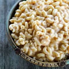 Take 20 minutes and create a super creamy macaroni and cheese for dinner. This Instant Pot recipe has 3 cheeses for a smooth flavor you can't beat!