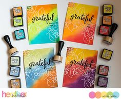 STAMPtember® Feature: Winnie & Walter   Simon Says Stamp Blog