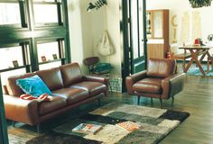 MOLN(モルン) レザーソファ 1シーター 受注生産品 | ≪unico≫オンラインショップ:家具/インテリア/ソファ/ラグ等の販売。
