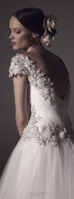 Amaré Couture Spring 2016 Bridal Collection