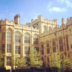 Bristol University, Bristol, England