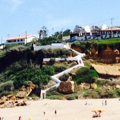 Praia de S. Lourenço.