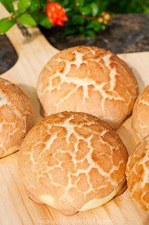 Dutch Crackle bread / Голландские булочки 2