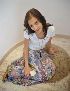 Cuntis Moda: Boho fashion spring look, Gloss