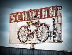 Safety Cycle Shop Vintage Signs For Sale, Vintage Neon Signs, Vintage Bikes, Vintage Ads, Vintage Antiques, Old Neon Signs, Old Signs, Bike Brands, Cycling Art