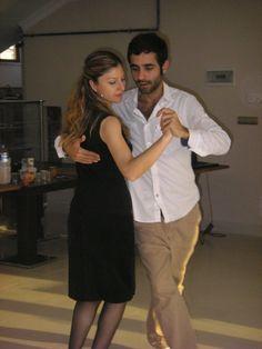 Tango hayat gibi değildir hata yaptığında durup tekrar devam edersin... Al Pacino - scent of a woman