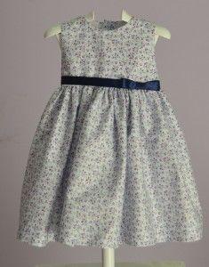 vestidos para niñas desde 39.90 euros  www.petitsrois.com