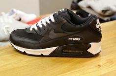 Nike Air Max 90 – Black/Anthracite – White
