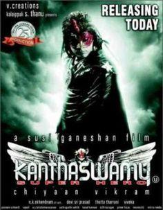 Kanthaswamy 2009 Dual Audio 720p BRRip [Hindi – Tamil] ESubs – UNCUT