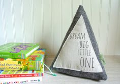 Hey, I found this really awesome Etsy listing at https://www.etsy.com/listing/239060578/dream-big-little-one-quote-teepee