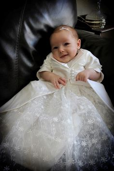Love, love this blessing dress