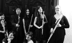 A Musicians Museum — soyouwanttoplaytheflute:   Flute groups are the...