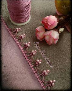 Embroidered on cloth - craftIdea.org
