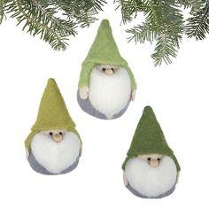 Chubby felt Gnomes
