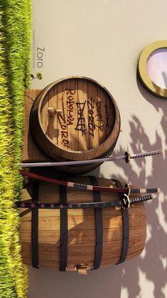 Somewhere in the Thousand Sunny 🍷 Samurai, One Piece Cosplay, One Peace, Uzumaki Boruto, Katana Swords, Robin, Gaming Wallpapers, Roronoa Zoro, Galaxy Wallpaper