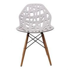 Eetkamerstoelen : Beech Forest Chair grijs