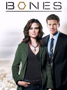 Bones.... Crime solving partners and finally a couple!!!