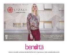 Publicidade Lizáli