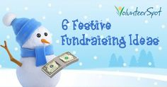Get in the spirit and raise some extra holiday cash this season with these 6, fun ideas!
