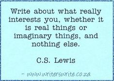 Find out more about C. Lewis, born 29 November died 22 November 1963 ~~~ Writers Write offers the best writing courses in South Africa. If you want to learn how to write a book, write. Book Writing Tips, Writing Words, Writing Resources, Writing Help, Writing Skills, Writing Prompts, Creative Writing Quotes, Writing Courses, Writing Ideas