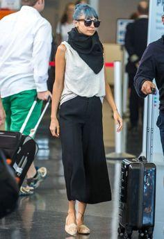 Nicole Richie JFK Airport July 6 2014
