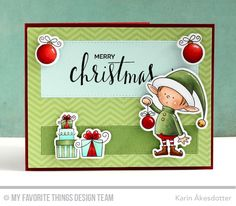 Peppermint Patty's Papercraft: My Favorite Things Wednesday Sketch Challenge # 286