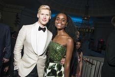 Tony Awards 2017- Great Comet- Lucas Steele- Denee Benton