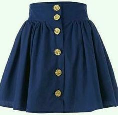 Sailor skirt, fashiolista