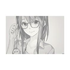 (10) Tumblr ❤ liked on Polyvore featuring anime, manga, anime girls, drawing's and fillers