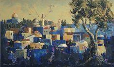 I Dream of Jerusalem Jerusalem, Ali, Painting, Idea Paint, Painting Art, Ant, Paintings, Painted Canvas, Drawings